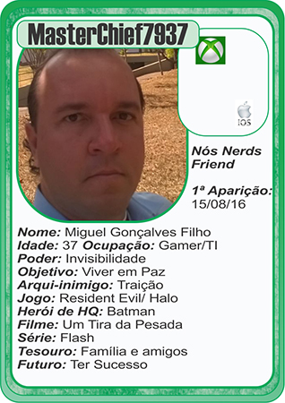 Card Miguel S